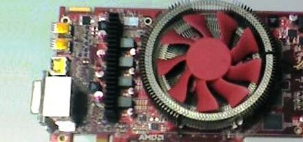 Filtradas imagenes de una AMD con GPU basado en 'Barts'