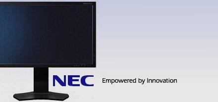 Nuevo monitor de 23″ Multisync PA231W de NEC Display Solutions