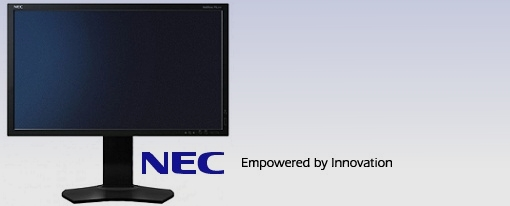 Nuevo monitor de 23″ Multisync PA231W de NEC Display Solutions