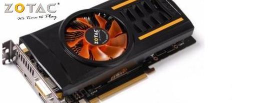 Zotac anuncia su GTX460 con soporte para cuatro monitores