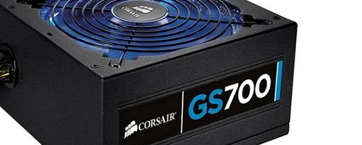 Corsair introduce su linea GS de fuentes de poder con tres nuevos modelos