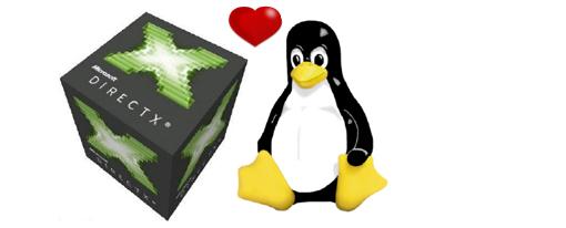 Linux: Implementan Direct3d 10/11 de manera nativa