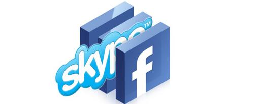 Skype se integra con Facebook