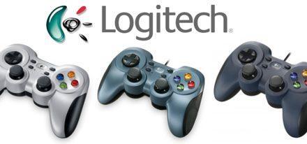 Gamepads Logitech mejorados con soporte Xinput