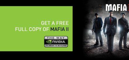 Mafia II gratis con las GeForce GTX 400