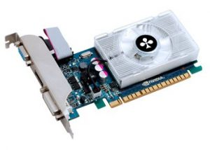 Nvidia GeForce GT430 de Club3D