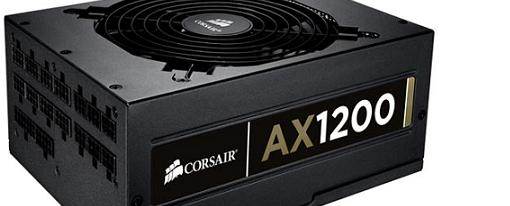 Probando una Corsair Professional Series Gold con un 4-Way SLI