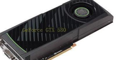 Posibles imagenes de la Nvidia GeForce GTX 580