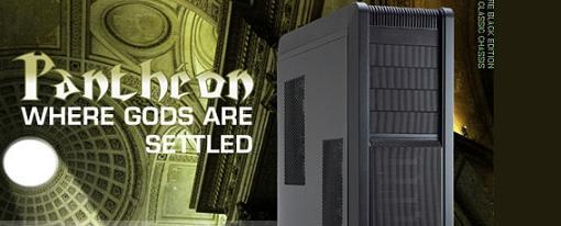 Xigmatek prepara su nuevo case Pantheon