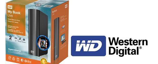 Western Digital presenta su disco de almacenamiento en red My Book Live