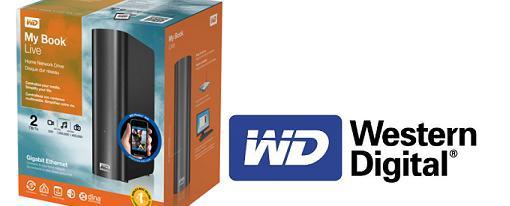 Western Digital presenta su disco de almacenamiento en red My Book Live