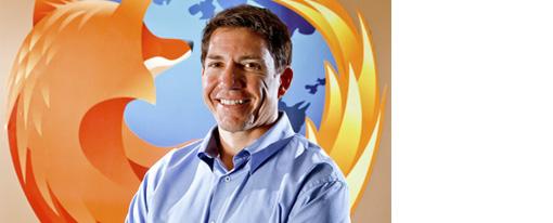 Gary Kovacs, Nuevo Director ejecutivo de Mozilla