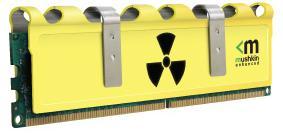 Serie Radioactive de Mushkin
