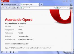 Opera 10.63