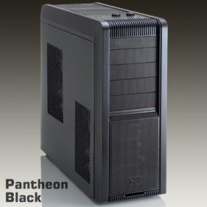 Case Pantheon Black de Xigmatek