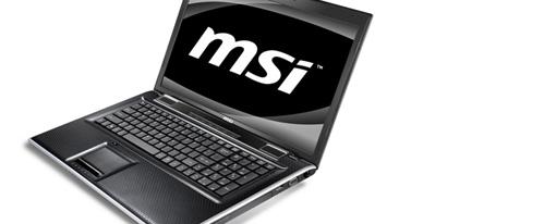 MSI anuncia sus 2 nuevas Portatiles, FX700/FR700