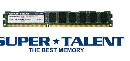 Super Talent lanza sus memorias DDR3 'Green'