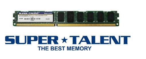 Super Talent lanza sus memorias DDR3 'Green'