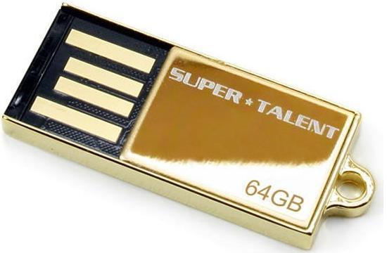 Super Talent 64GB ORO 24K