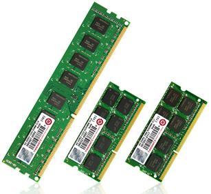 TRANSCEND DDR3 2Gbit