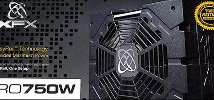 XFX introduce sus nuevas fuentes de poder Pro Series