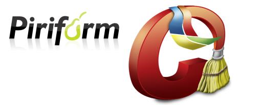 Piriform lanza versión 3 del CCleaner, nativa para 64bits