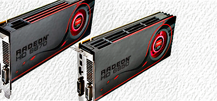 Las imagenes que veremos en el lanzamiento de la serie HD 6000 de AMD