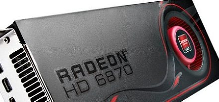 Filtradas imagenes de la Radeon HD 6870 de AMD