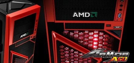 Nuevo case Armor A60 AMD Edition de Thermaltake