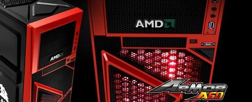 Nuevo case Armor A60 AMD Edition de Thermaltake