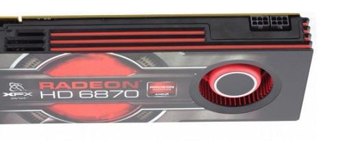 Filtradas imagenes de la Radeon HD 6870 de XFX