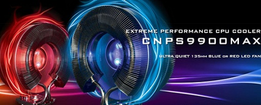 Zalman introduce oficialmente su CPU Cooler CNPS9900 MAX