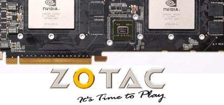 Zotac trabaja en una Geforce GTX 460×2