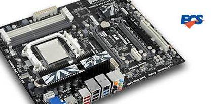ECS Introduce su nueva tarjeta madre Black Series A890GXM-A2