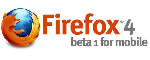 Disponible para descargar beta de Firefox 4 para Android y Maemo