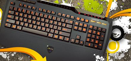 Nuevo teclado gaming Aivia K8100 de Gigabyte