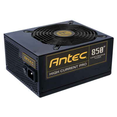 Fuente High Current Pro HCP-850 de Antec