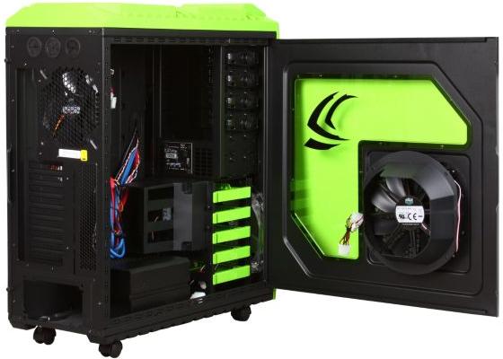 COOLER MASTER HAF X Nvidia Edition NV-942-KKN1