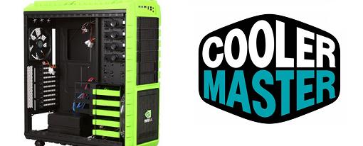 Nuevo case Cooler Master HAF X Nvidia Edition