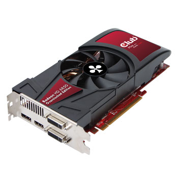 Club3D Radeon HD 6850 Overclocked Edition