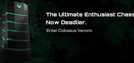 BitFenix lanza dos variantes de su case Colossus