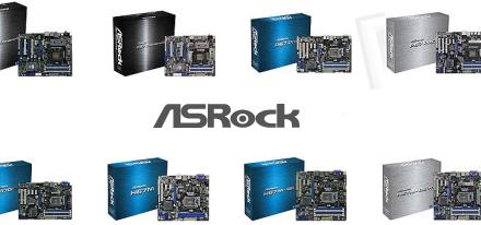 ASRock presenta toda su plantilla para Sandy Bridge