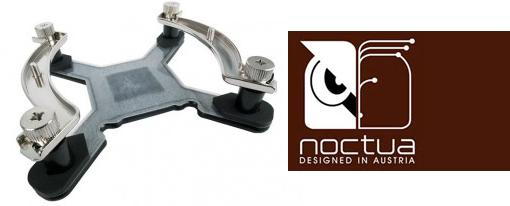 Noctua amplía oferta de kit de montaje ahora para el LGA1155