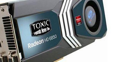 Sapphire presenta su nueva Radeon HD 6850 Toxic Edition