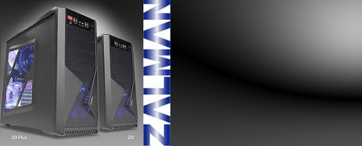 Nuevos cases Z9 y Z9 Plus de Zalman