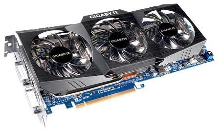 Gigabyte GeForce GTX 480 SOC