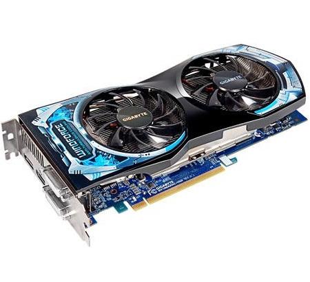 Gigabyte HD 6850 GV-R685OC-1GD