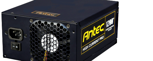 Antec lanza sus fuentes High Current Pro