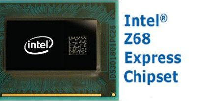Posible chipset Intel Z68 Express para Sandy Bridge