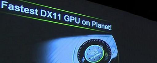 Nvidia da mas detalles de la GeForce GTX 580